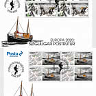Europa 2020 - FDC Block of 4