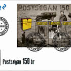 150 Years of Postal History