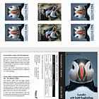 Europa 2021 - Endangered National Wildlife - SB Mint