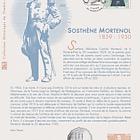 Sosthène Mortenol 1859-1930 (Philatelic Document)
