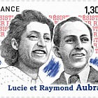 Lucie and Raymond Aubrac