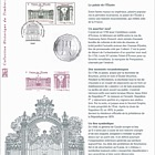 91st Congress of the FFAP at the Palais de l'Élysée (Philatelic Document)