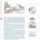 Euromed - Mediterranean Houses (Philatelic Document)
