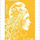 Marianne 2018 - €0.01