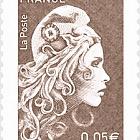 Marianne 2018 - €0.05