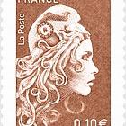Marianne 2018 - €0.10