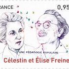 Célestin et Élise Freinet