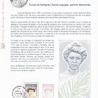 Louise de Bettignies (Philatelic Document)