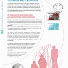 Council of Europe (Philatelic Document)