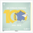 Centenary of postal cheques