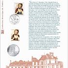 Émilie du Châtelet (Philatelic Document)