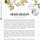 Heart 2019 - Boucheron (Philatelic Document)