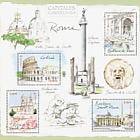 Postcard - Rome