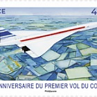50th anniversary of the first flight of Concorde