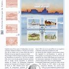 European Capitals - Helsinki (philatelic document)