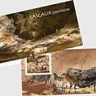 Lascaux, Dordogne (Souvenir Philatélique)