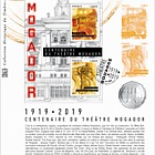 Théâtre Mogador 1925 - 2019 (Philatelic Document)