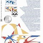 Europa 2019 - Birds of our regions (Philatelic Document)