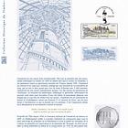 Château de Chambord 500 Years (Philatelic Document)
