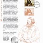 Gustave Courbet (1819-1877) (Philatelic Document)