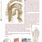 Abbey Church Saint-Philibert (Philatelic Document)