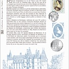 Madame de Maintenon (Philatelic Document)
