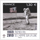 50th Anniversary of the First Steps on the Moon