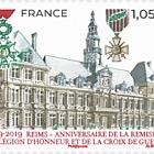 Reims, Legion d'Honneur Crois de Guerre