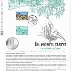 Monte Cinto (Philatelic Document)
