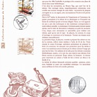 Crafts - Bookbinder (philatelic document)