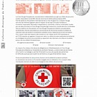 Red Cross 2019 (Philatelic Document)