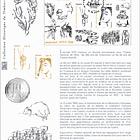 Opera National of Paris 350 years (Philatelic Document)