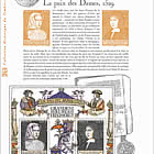 Great Moments in French History (Philatelic Document) 2019