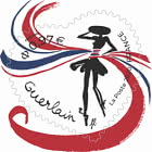 Guerlain Heart - Ribbon - Self Adhesive