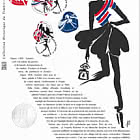 Guerlain Heart (Philatelic Document)