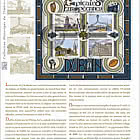 European Capitals - Dublin (Philatelic Document)
