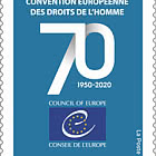 Conseil de l'Europe 2 - 70e Anniversaire