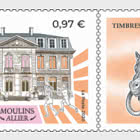 Moulins Allier Stamps Passion 2020