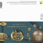 Crafts - Metal Engraver - Philatelic Souvenir
