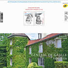 General de Gaulle 1890-1970 - Philatelic Souvenir