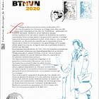 Ludwig Van Beethoven - Philatelic Document