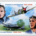 Clostermann and Roman Air Mail