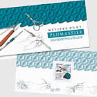 Plumassier Crafts - Philatelic Souvenir