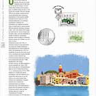 Stamp Festival - Mehari - Philatelic Document