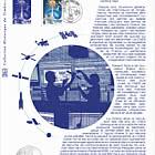 CNES 1961 - 2021 - Philatelic Document