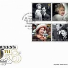 HM The Queens 90th B-Day (FDC-Set)