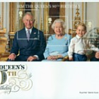 HM The Queens 90th B-Day (FDC-MS)
