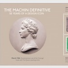 Machin Definitive 50th Anniversary
