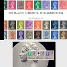 The Machin Definitive 50th Anniversary Prestige Stamp Booklet