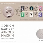 Machin Definitive Anniversary 50 Years of a Design Icon Medal Cover